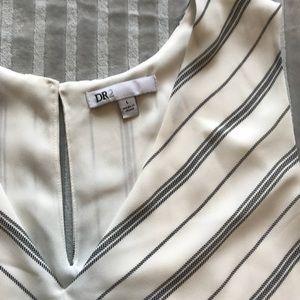 dr2 Tops - Sleeveless blouse